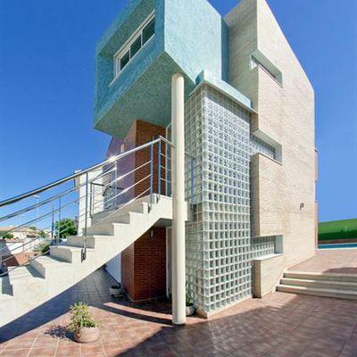 Arquitecto vicent barreres oliva - Proyectos de chalets ...