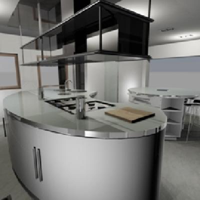 Reforma cocina Galapagar