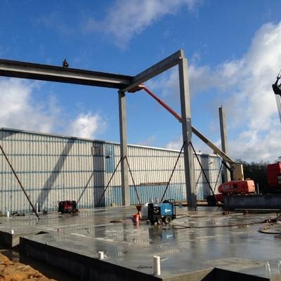 Proyecto de construcción nave industrial