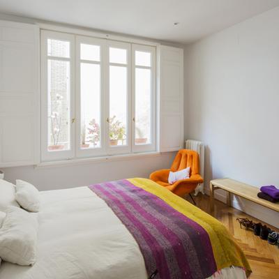 Proyecto de decoración de vivienda zona Olavide