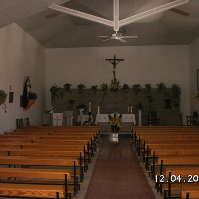 Proyecto de Iglesia.