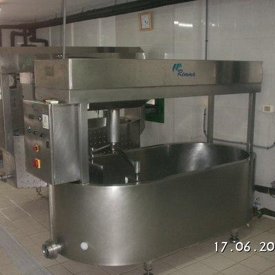 Proyecto de Industria de Quesos.