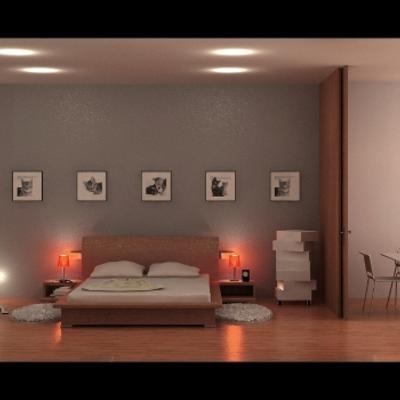 Proyecto de Interior de vivienda