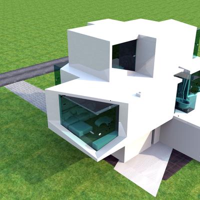 - Proyecto de vivienda unifamiliar -7