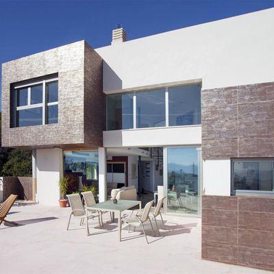 Proyecto de vivienda unifamiliar en Oliva