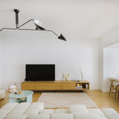 Proyecto decoración vivienda zona Chamberi