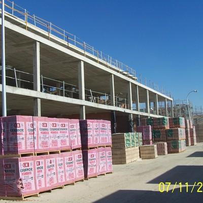Proyecto en Torrejón, Madrid  652 viviendas