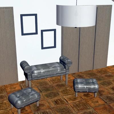 Proyecto interiorismo buhardilla