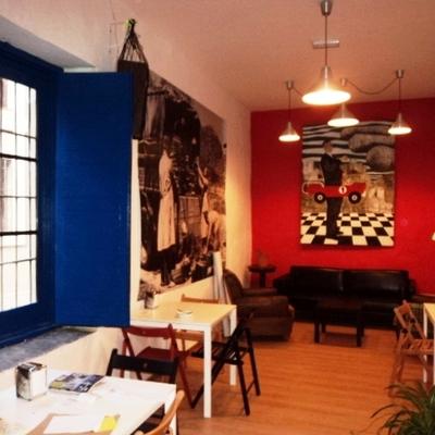 PROYECTO LIBRERÍA CAFÉ en Toledo