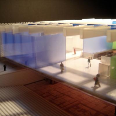 PROYECTO MUSEO DE ARQUITECTURA, BERLÍN