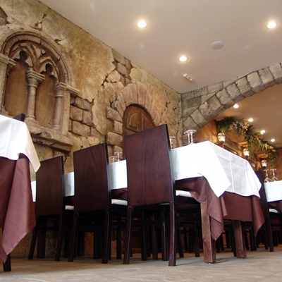 Proyecto para Interiorismo de Restaurante.