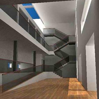 Proyecto para nave de muebles en Nuevo Polígono Industrial de Ayamonte