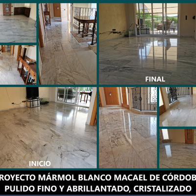 PROYECTO MÁRMOL BLANCO MACAEL
