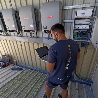 Técnico Ijes Solar