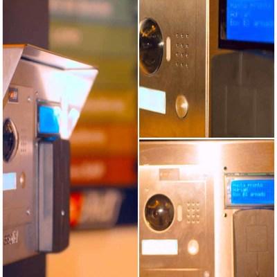 Seguridad en centro de Self Storage