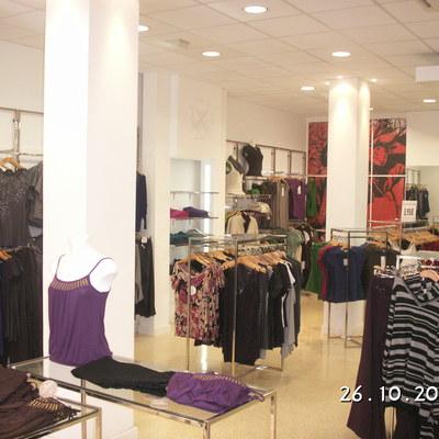 Proyecto Tienda de Prendas de Vestir y Complementos