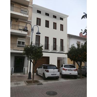 proyecto de vivienda unifamiliar en Catarroja