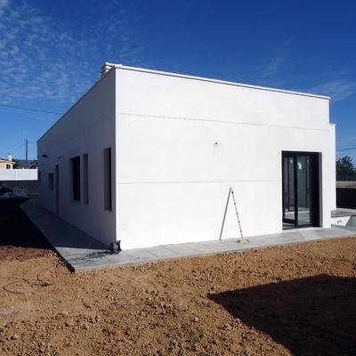 Proyecto y obra en Lliria Urbanizacion Mont Jarque 05