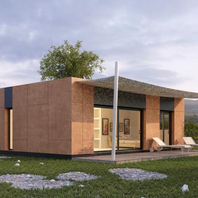 Vivienda modular 54 m2