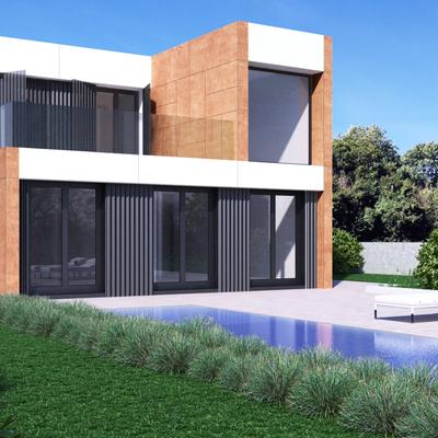 Vivienda modular 180 m2