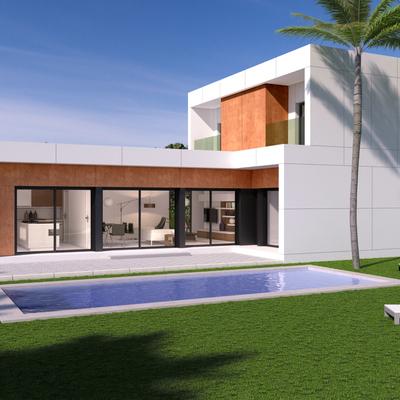 Vivienda modular 206 m2