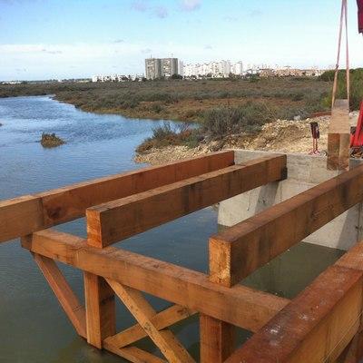 Puentes y estructuras