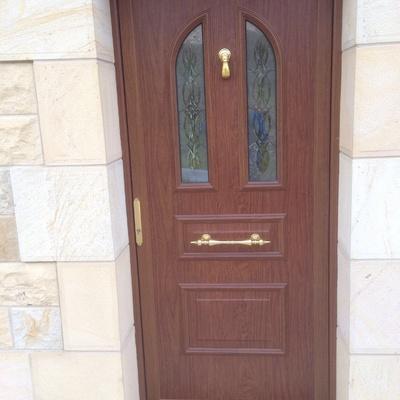 Puerta  2 vidrios