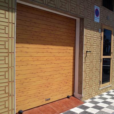 Ideas y fotos de puertas garaje en las palmas para - Puertas las palmas ...