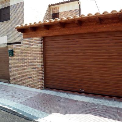 Puerta Automática Garaje