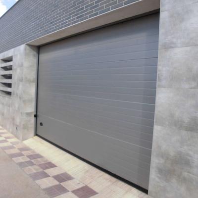 Puerta Garaje abatible