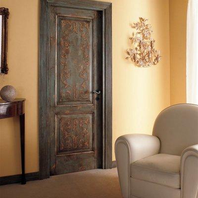 Puerta clásica