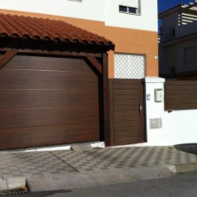 Puertas cochera en sevilla precio y presupuestos online - Puertas para cocheras ...