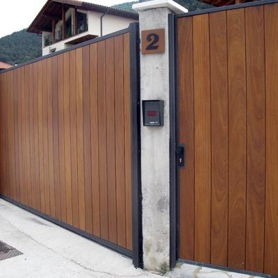 Presupuesto puerta finca en a coru a online habitissimo - Puertas de chapa galvanizada precios ...