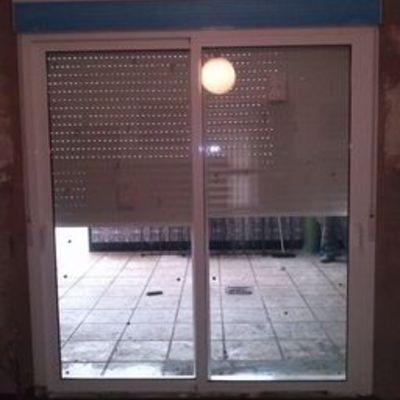 Precio carpinter a aluminio habitissimo - Picaporte puerta aluminio ...