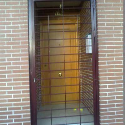 Puerta de cancela