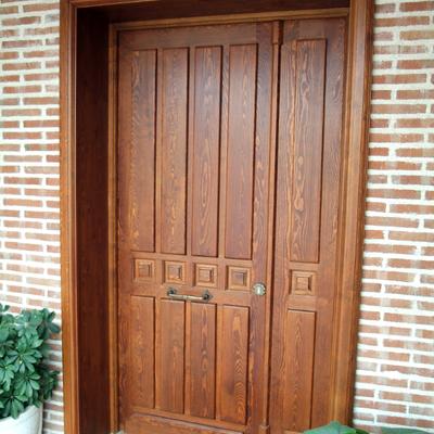 Puerta de Entrada Clasica