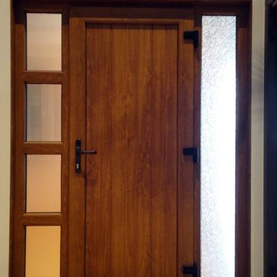 Puerta de entrada. Irun