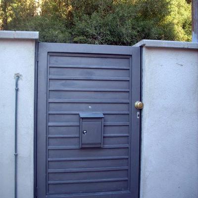 Puerta de entrada personal
