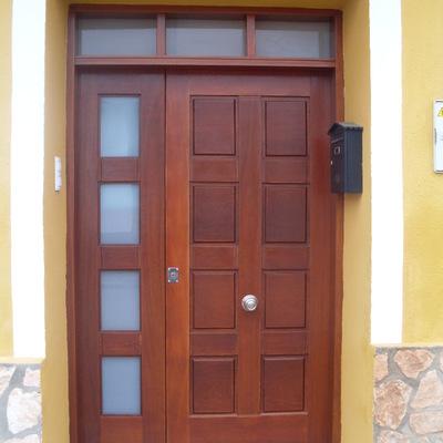 Precio instalar puerta de seguridad barcelona habitissimo - Precio puerta blindada ...