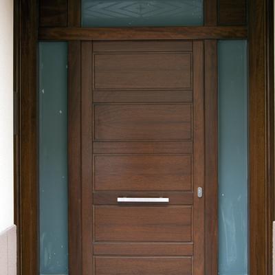Ideas y fotos de ventanas y puertas de estilo colonial - Puertas en valladolid ...
