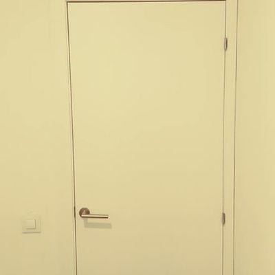 Colocación de puerta