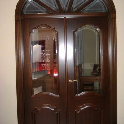 Puerta entrada salón