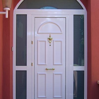 Puerta entrada.