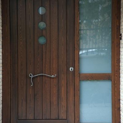Presupuesto madera maciza en sevilla online habitissimo for Puerta de madera exterior usada