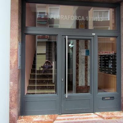 Presupuesto puertas hierro en navarra online habitissimo - Puertas de hierro ...