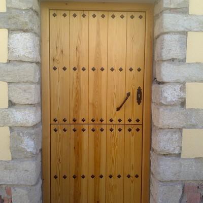 Puerta partida