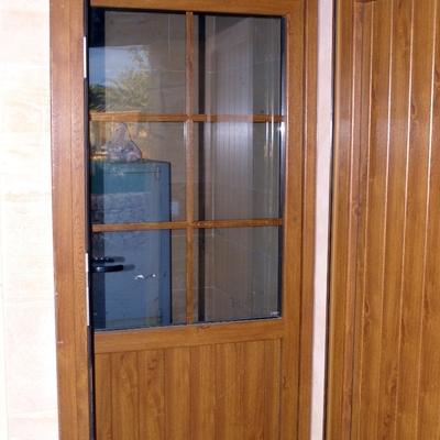 Presupuesto puerta pvc online habitissimo - Puertas de exterior de pvc ...