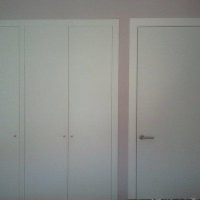 puerta ranurada