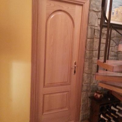 puerta relieve