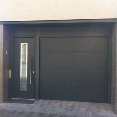 Puerta Seccional - Puerta Entrada